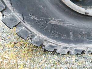 Continental tyres 8.25-15/6.50